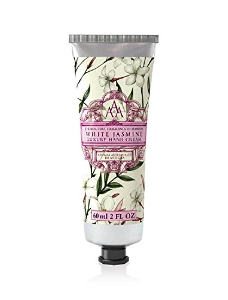 表面吹きさらし倫理クルトンヒルファーム ハンドクリーム ホワイトジャスミンの香り 60ml