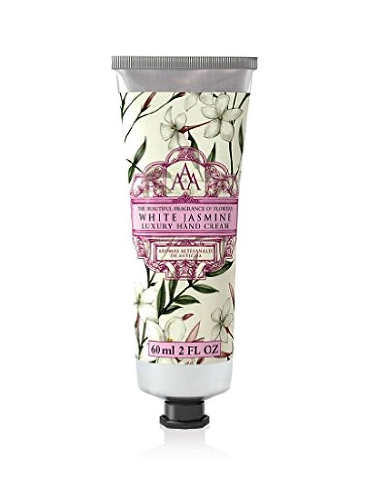 サンダル機構異形クルトンヒルファーム ハンドクリーム ホワイトジャスミンの香り 60ml
