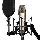 【マイク機材フルセット!!】Rode NT1A アニバーサリー ボーカル コンデンサーマイク パッケージセット