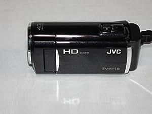 JVCケンウッド JVC 8GBフルハイビジョンメモリームービー クリアブラック GZ-HM450-B