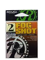 RYUGI(リューギ) HFS002フォグショット マットブラック #2