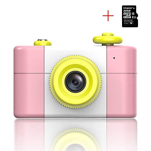 子供用カメラ、U-LIGHT子供用デジタルカメラ、32G S...