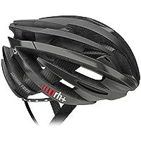 rh+(アールエイチプラス) ヘルメット ゼット・ワイ [ZY] マットブラック/マットブラック XS/M(54-58) 240g JCF公認 EHX6061 01