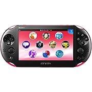 PlayStation Vita Wi-Fiモデル ピンク/ブラック [PCH-2000ZA15] (PS Vita)
