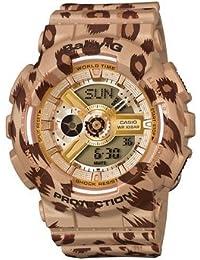 カシオ G-Shock BA110LP-9A Baby-G White Series Luxury Watch - Leopard / One Size 女性 レディース 腕時計 【並行輸入品】