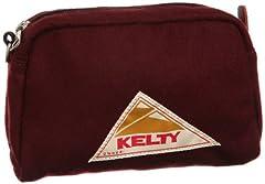 Kelty Flannel Pouch 1846-499-0800: Wine