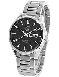 [タグホイヤー]TAG HEUER CARRERA キャリバー5 デイデイト Automatic Watch 100 M 41 mm WAR201A.BA0723 メンズ 【並行輸入品】