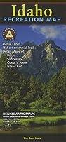 Idaho Recreation Map
