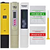 XCSOURCE Digital Electric PH/TDS/EC Conductivity Meter Tester Hydroponics Test Pen TH1241