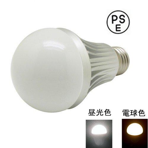 船舶&自家発電用 LED電球 直流12V-24V兼用型 12W 昼光色(白熱92W相当) 口金:E26 防塵・防水IP65 耐震仕様 外気温-20℃~60℃
