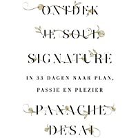 Ontdek je soul signature: in 33 dagen naar plan, passie en plezier