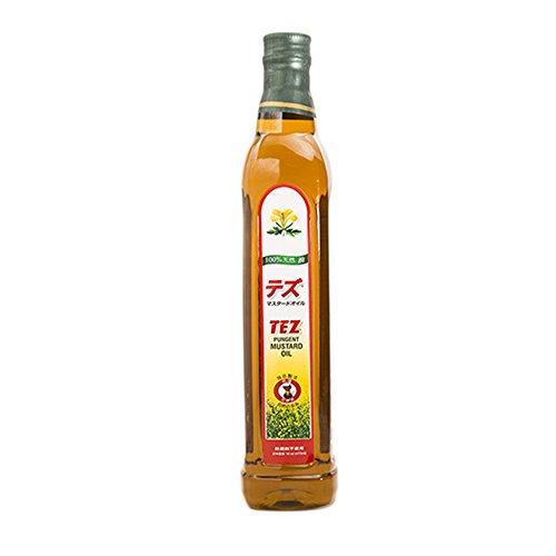 神戸アールティー マスタードオイル TEZ 473ml Mustard Oil からし油