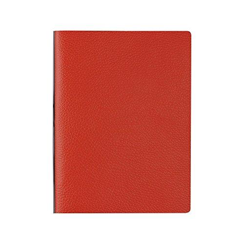ノックス ルフト システム手帳 A5サイズ シュリンク型押し 101-806-42 [オレンジ]