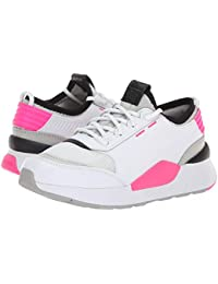 [PUMA(プーマ)] キッズスニーカー?靴 RS-0 808 (Little Kid/Big Kid) Puma White/Gray Violet/Puma White 3 Little Kid (22cm) M