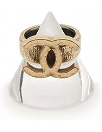 (シャネル) CHANEL リング 指輪 ココマーク メタル ゴールド 07A 中古