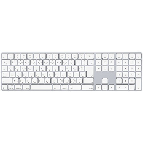 Apple Magic Keyboard(テンキー付き)マジ...