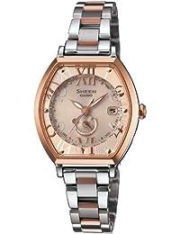 [カシオ]CASIO 腕時計 SHEEN Voyage Series 世界6局電波対応ソーラーウォッチ     SHW-1510BSG-9AJF レディース