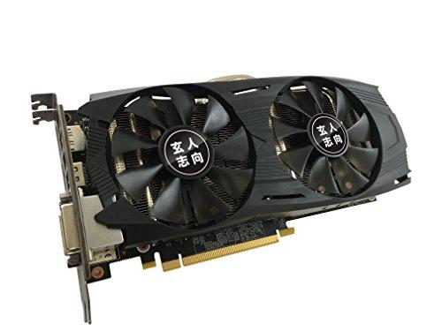 玄人志向 ビデオカードGEFORCE GTX 1060搭載 GF-GTX1060-6GB/OC/DF