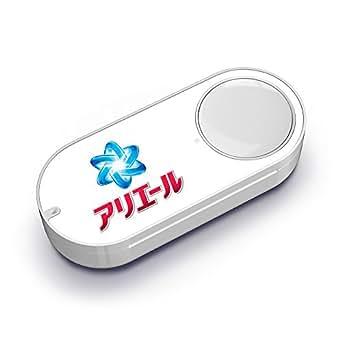 アリエール Dash Button