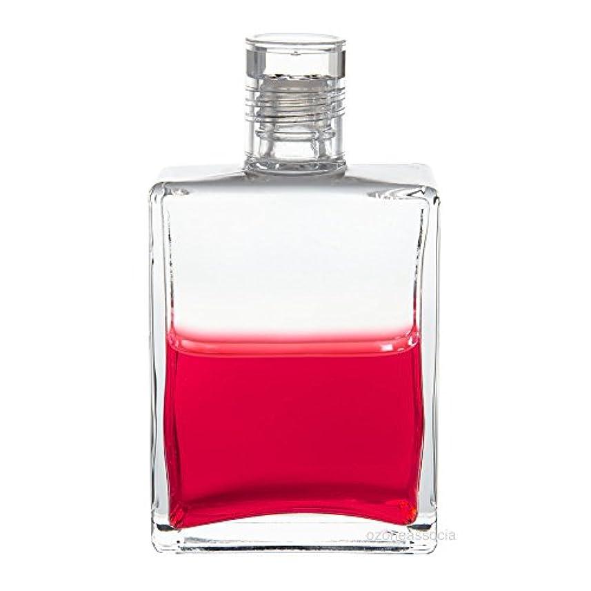 葉っぱ永遠に脈拍オーラソーマ ボトル 55番  キリスト (クリアー/レッド) イクイリブリアムボトル50ml Aurasoma