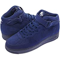 [ナイキ] NIKE AIR FORCE 1 MID '07 BINARY BLUE/WHITE [並行輸入品]