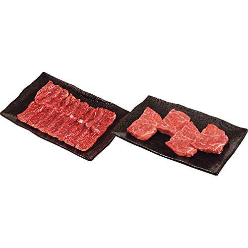 松阪牛 ステーキ用ロース&焼肉用モモセット お中元お歳暮ギフト贈答品プレゼントにも人気
