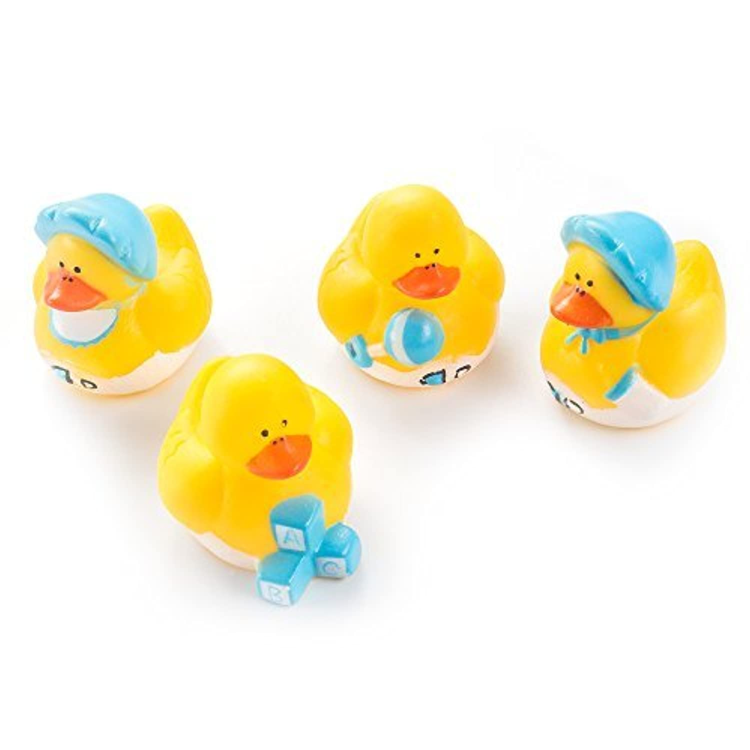 Fun Central AZ981 Baby Shower Rubber Duck - 24 ct [並行輸入品]