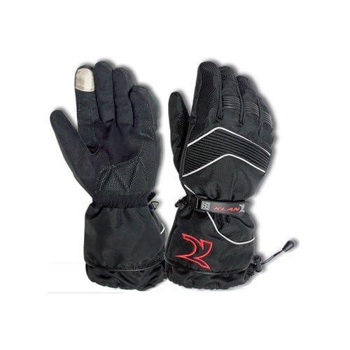 クラン ツーリンググローブ 電熱線入り/保温/防寒 ブラック S
