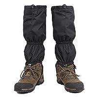 trendyest ゲイター 防水 防寒 登山スパッツ ロングスパッツ 悪天候対策 登山 徒歩 トレッキング