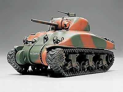 1/48 MMコレクション M4A1シャーマン第1機甲師団第13戦車大隊(完成品) 26519