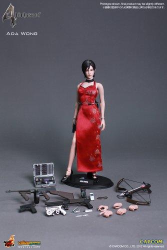 ビデオゲーム・マスターピース バイオハザード4 HDリマスター版 1/6スケールフィギュア エイダ・ウォン