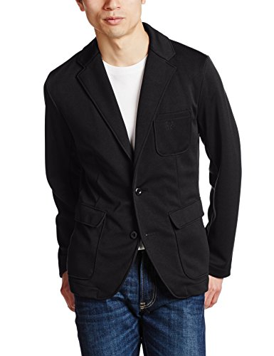 (フレッドペリー)FRED PERRY ジャケット Tailored Jacket F2411 07 07BLACK S
