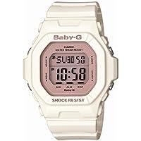 [カシオ] 腕時計 ベビージー BG56067BJF ホワイト