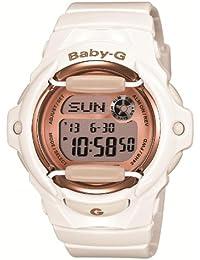 [カシオ] 腕時計 ベビージー BG-169G-7JF ホワイト