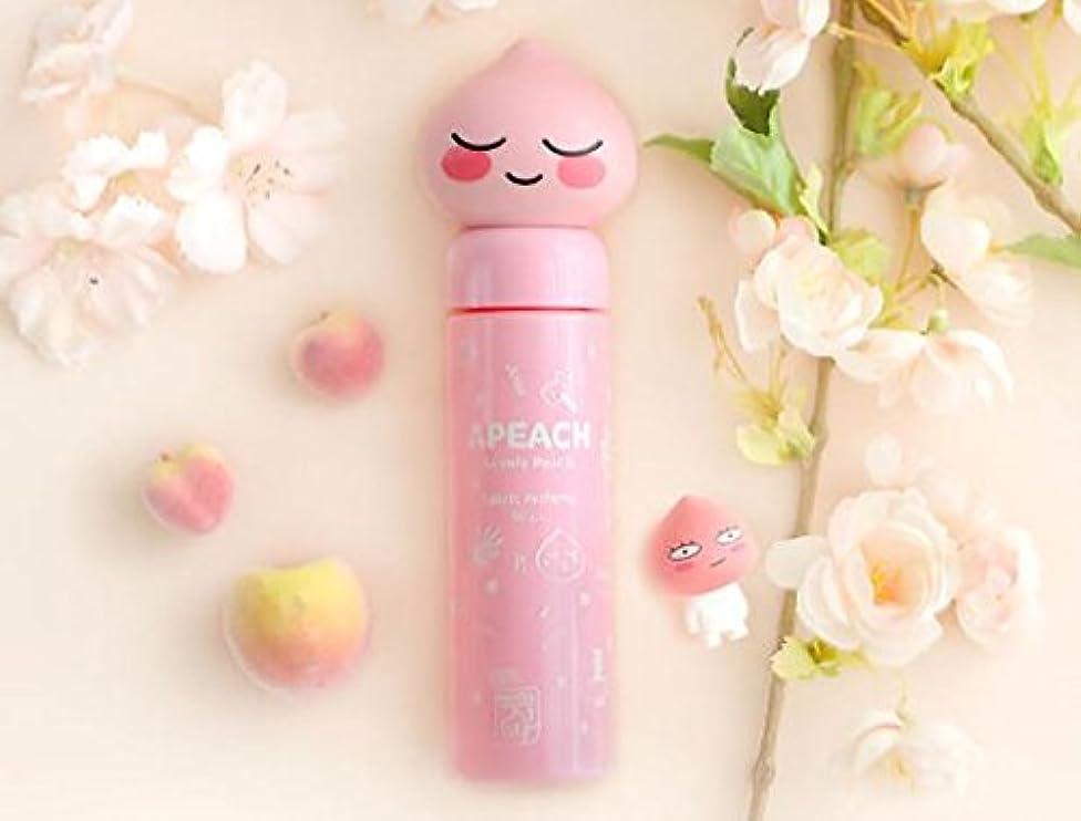 海洋さらに店主Saffron× KAKAO FRIENDS Fabric Perfume 90ml/サフラン×カカオフレンズファブリック パフューム90ml (# Apeach) [並行輸入品]