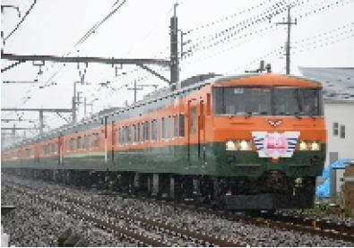 Nゲージ A4132 185系-200番台 湘南色 特急「草津」 7両セット