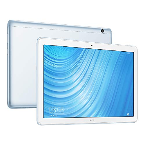 HUAWEI MediaPad T5 10 10.1インチタブレットWi-Fiモデル RAM3GB/ROM32GB アイスブルー B07WDNHXH4 1枚目