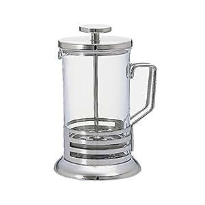 HARIO ( ハリオ ) ハリオール ブライト コーヒー & ティー フレンチ プレス 4杯用 THJ-4SV