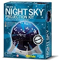 Create A Night Sky Projection Kit - Kidz Labs by 4M [並行輸入品]