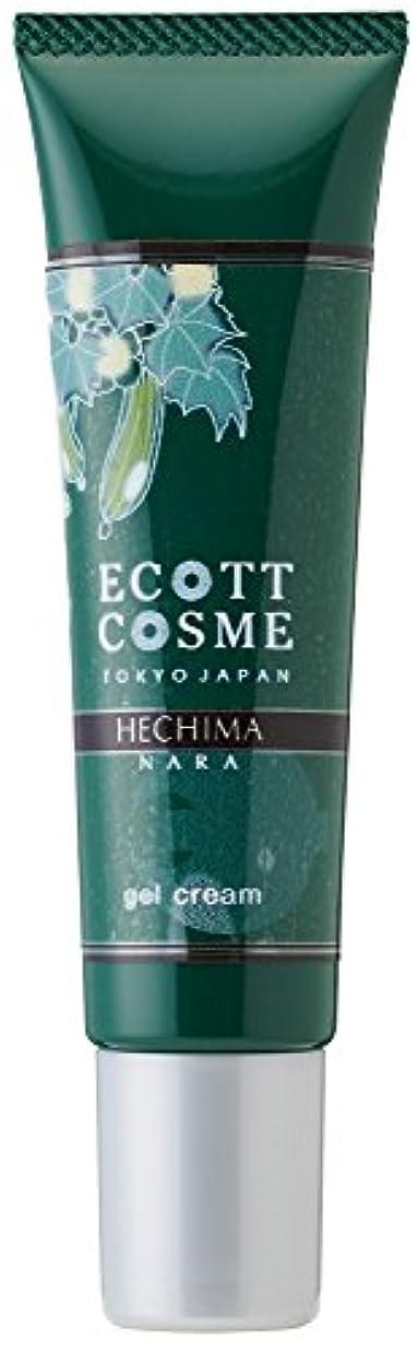 付属品午後建築エコットコスメ オーガニック ジェルクリーム(しっとり) ヘチマ?奈良