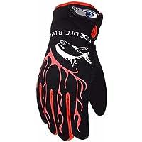 スキー手袋暖かい防水手袋スキーギアサイクリンググローブ、06
