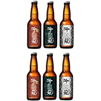クラフトビール 詰め合わせ 吟籠麦酒飲み比べセット 330ml 6本