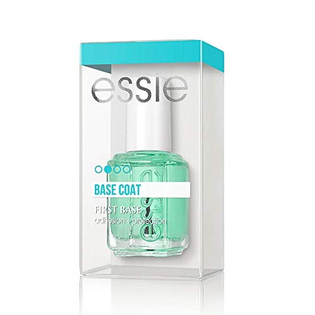茎ビデオ病気Essie(エッシー) ファーストベース ベースコート