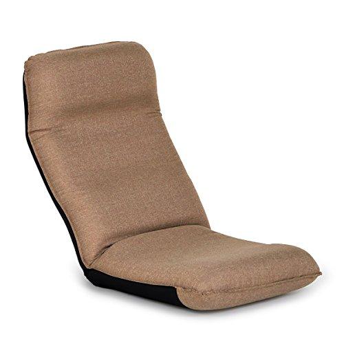 腰をいたわるヘッドリクライニング座椅子 SM460 ブラウン 腰痛 日本製 リクライニング 姿勢 人気 ハイバック