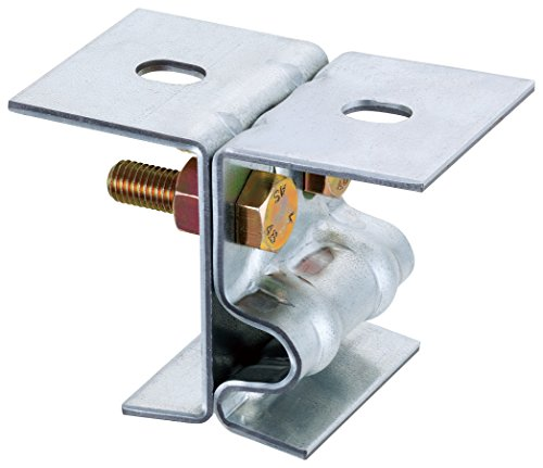 つかみ金物 角ハゼ用 亜鉛めっき鋼板(40個入セット)