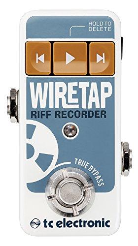 TC Electronic/WireTap Riff Recorder ワイヤータップ リフ レコーダー  ティーシーエレクトロニック