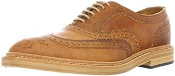 Allen Edmonds McTavish: Natural Wax Infused Leather 4035