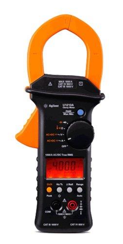 クランプメーター U1213A 1000A AC+DC