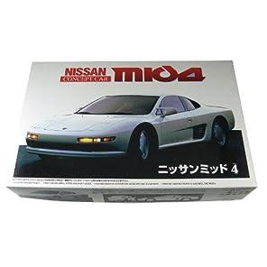 フジミ模型 【03278】 1/24 日産 ミッド4  コンセプトカー