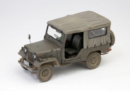 1/35 ミリタリーシリーズ 自衛隊73式小型トラック キャンバストップ FM34